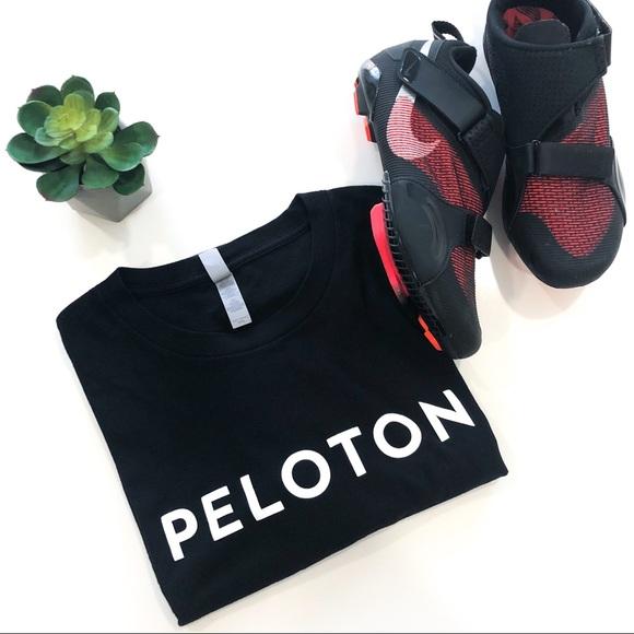 Peloton Century Club T-Shirt Black Size XXL